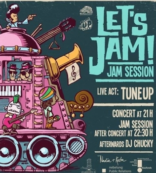 TuneUP Sound Collective@ LET´S JAM – BLO Ateliers