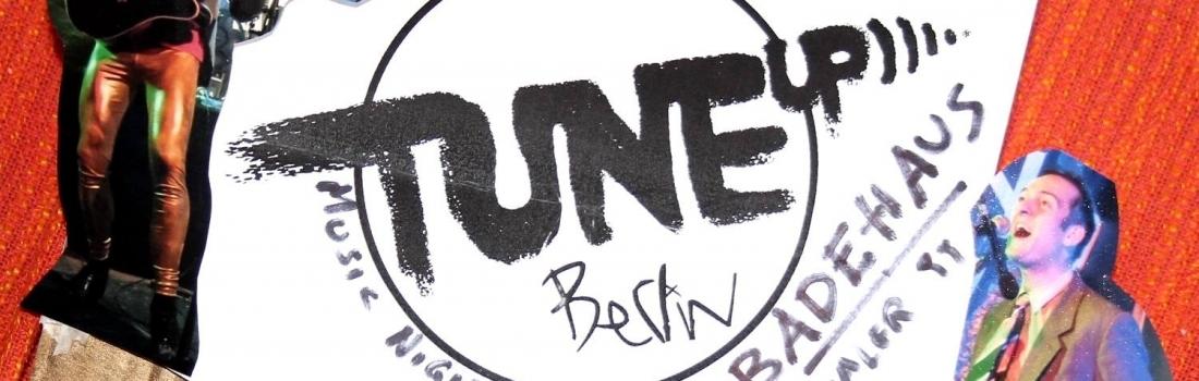 TuneUP Music Night vol.5// Georg Kostron und sein Manager