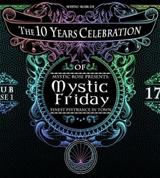 TuneUp Collective // Mystic Friday – 10 year celebration
