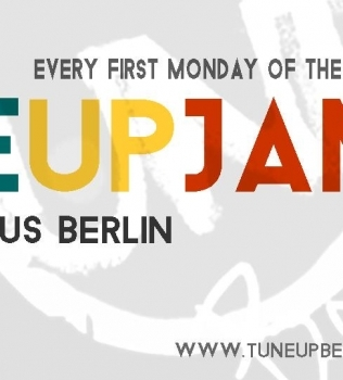 TuneUp*Session / Badehaus / 2.12. / 21:00
