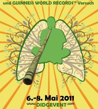 Helping Hands gesucht – DIDG.e.VENT DIDGERIDOO FESTIVAL BERLIN Mai 2011 – Freikarte garantiert