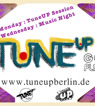 TuneUP Session// 07.12.// Weisser Hase//