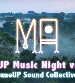 TuneUp Music Night vol 15: MA!