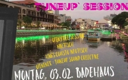 TuneUp*Session // Badehaus // 3.2.