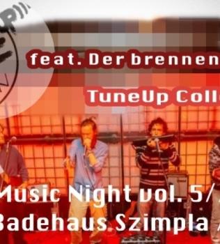 TuneUp Music Night vol.6// feat. Der brennende Zirkus