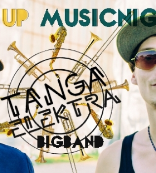 TuneUP Music Night / Birthday Edition : Tanga Elektra+ Frase