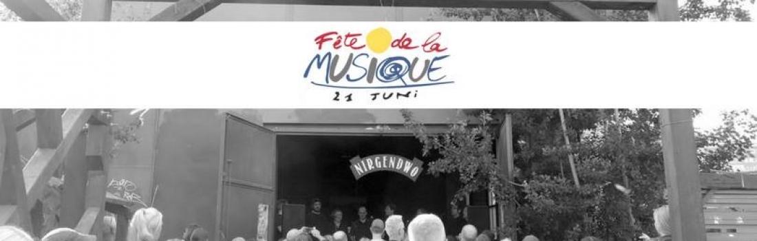 Fete de la Musique im Nirgendwo // 21.06 // 16:00