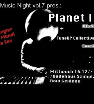 TuneUP Music Night vol. 7.: PLANET ION