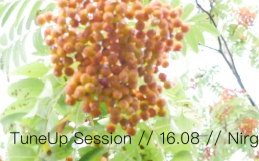 TuneUp Session // 16.08 // Nirgendwo