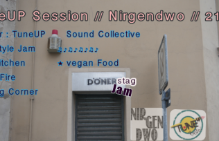 TuneUp Session / Nirgendwo / 21.09.17