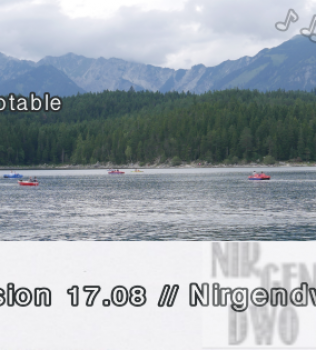 TuneUP Session im Nirgendwo // 17.08 // Donnerstag