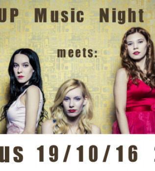 TuneUP Music Night vol. 17: The Priester Sisters