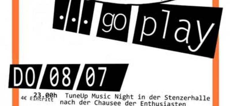 TuneUp bei der Megaspree Abschlusskundgebung/ Music Week/ Presseschlau