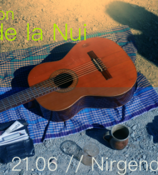 TuneuP Session Special! Fete Session! // 21.06 // Nirgendwo